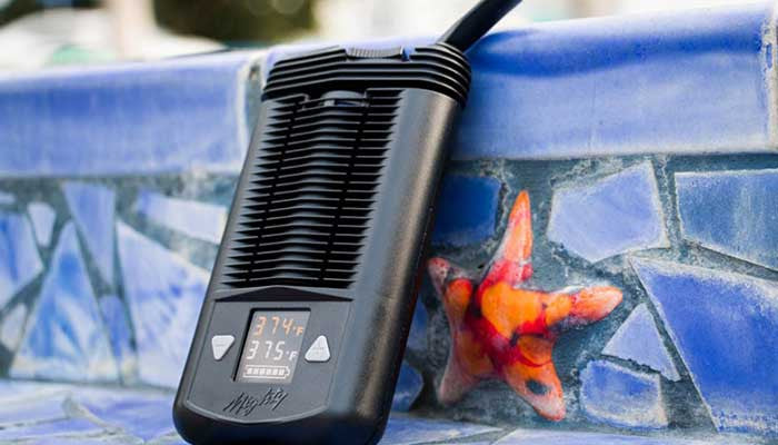 Mighty Vaporizer Portable Dry Herb