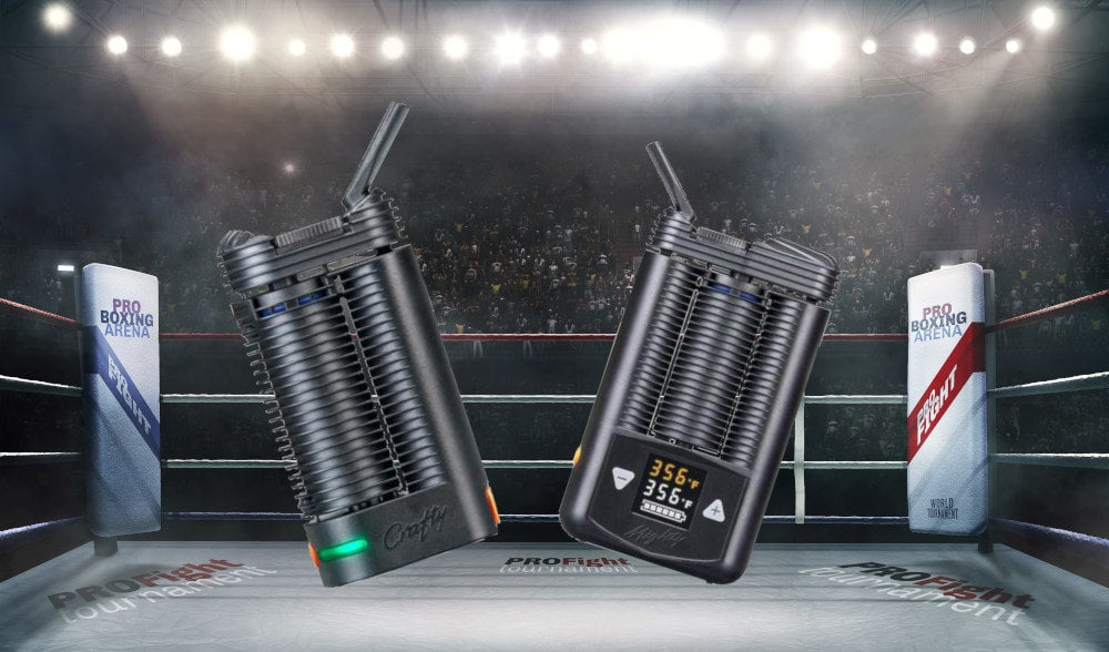 Storz & Bickel Mighty Vs Crafty - Ultimate Best Seller Comparison Blog