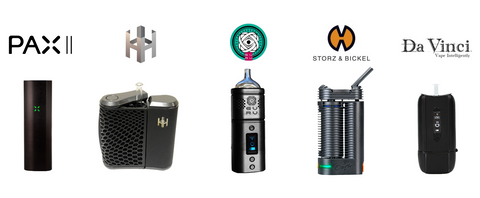 Portable handheld batteryand butane vaporizers - NamasteVapes UK