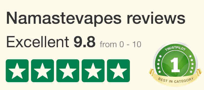 NamasteVapes review