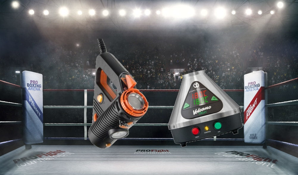 Storz & Bickel Plenty Vs The Volcano Digit - Ultimate Best Seller Comparison Blog