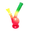 Mini Coloured Glass Bongs GC004