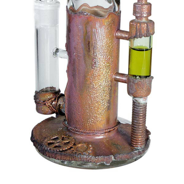 Near Dark 'BL' 'Archimedes Reactor' Icebong with Copper Coat
