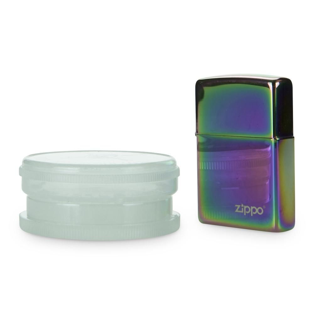 Buy Weed World Acrylic Clear Grinder Scale UK