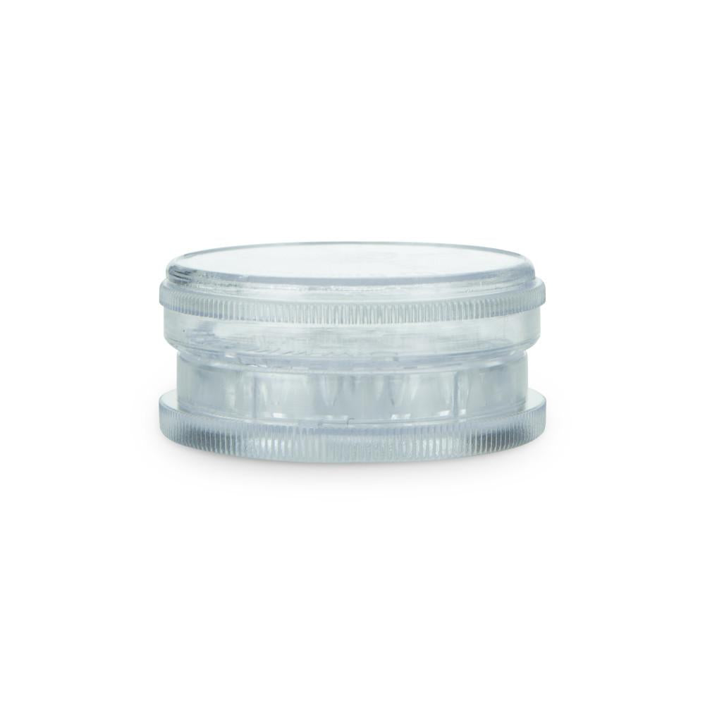Buy Weed World Acrylic Clear Grinder UK