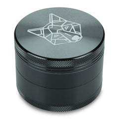 The Wolf Pocket Aluminium Grinder | 4 Part