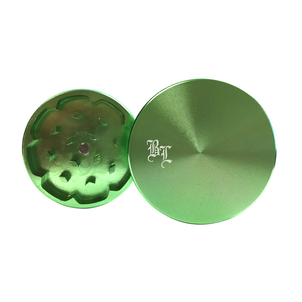 Precision Grinder 50mm / 2pc / Green 43 02 27-37