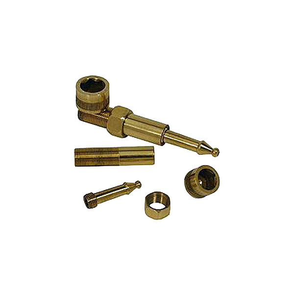 Nut n Bolt Pipe NUT & BOLT PIPE BRASS
