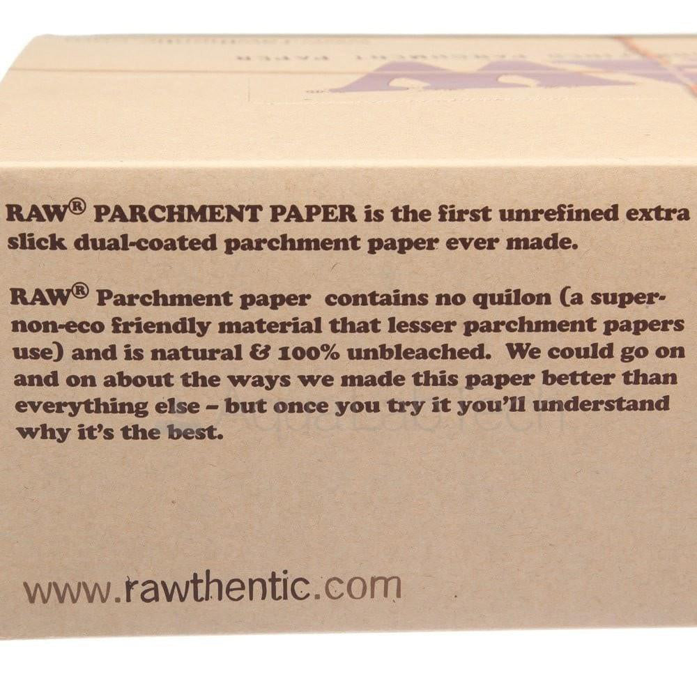Unrefined Parchment Paper Single Box 30cm x 10M UK