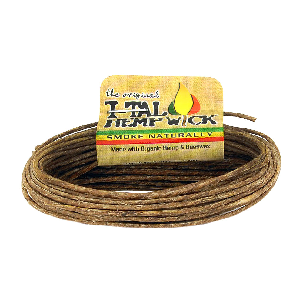 I-TAL Hemp Wicks Small 3.5ft
