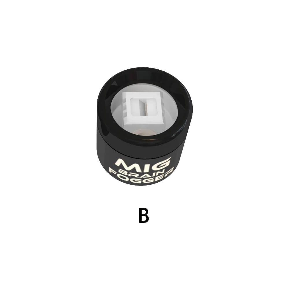 Migvapor Brain Fogger Replacement Coil Type B