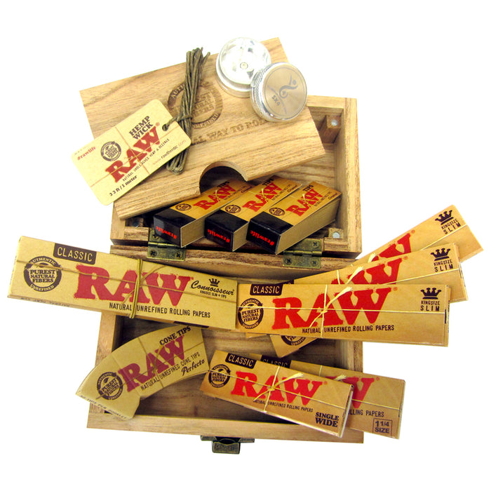 RAW Smokers Kit