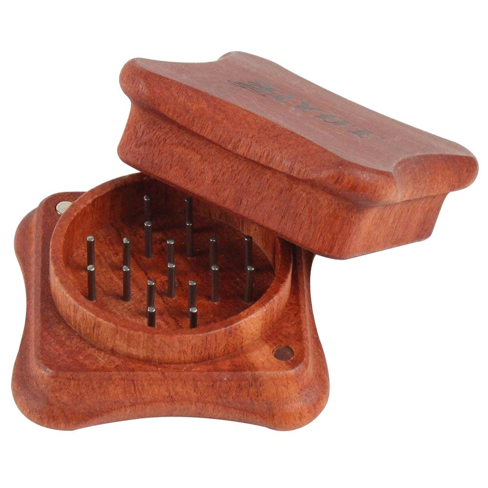 1905 Two Piece Fly Magnetic Rosewood Grinder