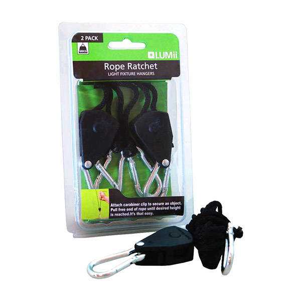 LUMii Rope Ratchet - Pack of 2