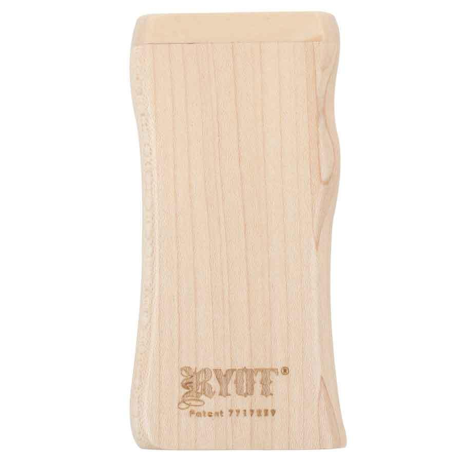 Magnetic Wooden Taster Box Maple