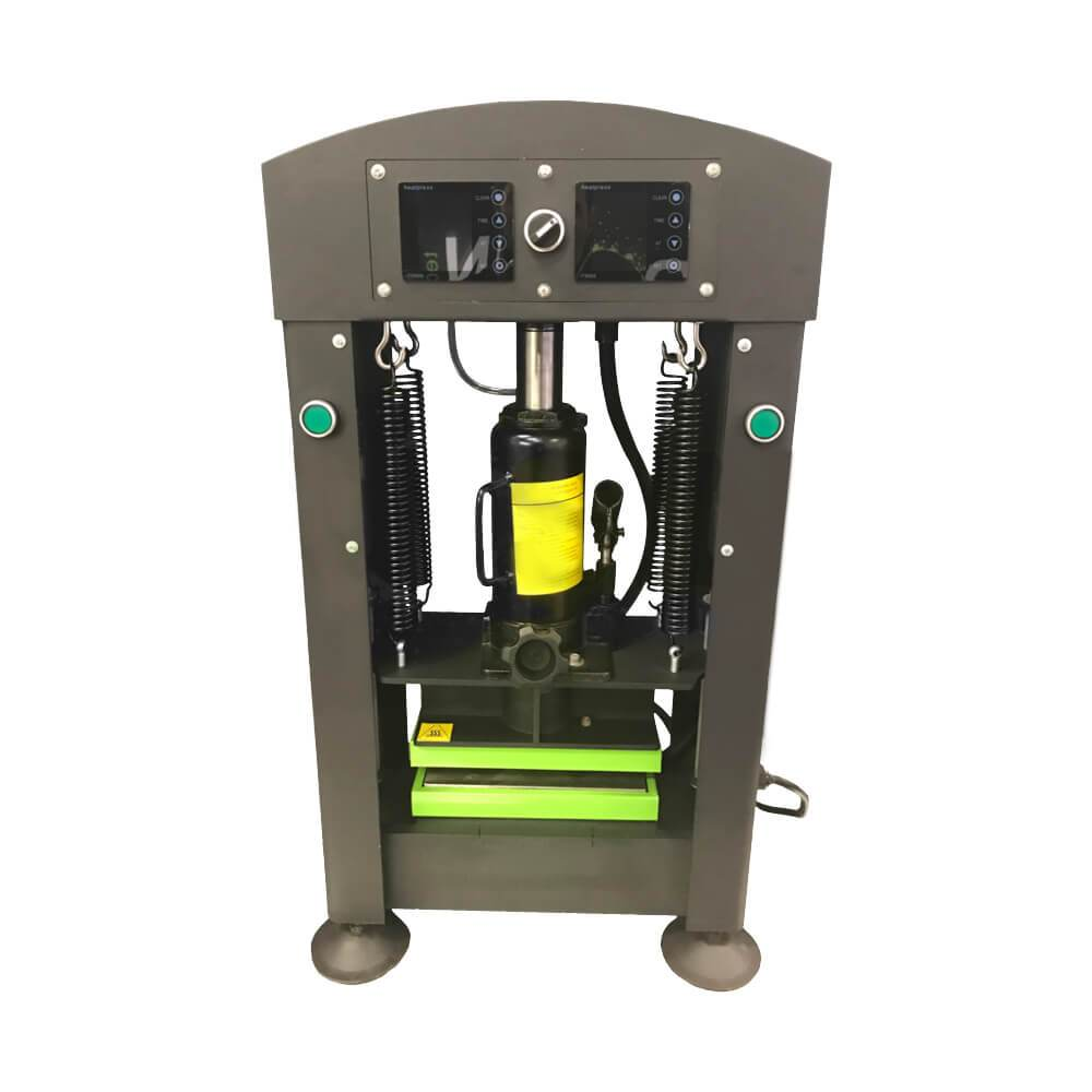 RTP PROFESSIONAL Series - Hydraulic H Frame Rosin Press - 12 Ton