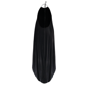 Maxi vestido plisado [Pleated maxi dress] 07
