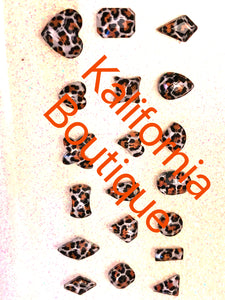 KB Animal Crystal Stones