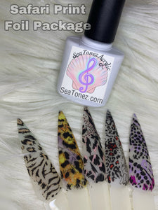 Nail Art Transfer Foil Collections