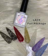 Load image into Gallery viewer, Nail Art Transfer Foil Collections