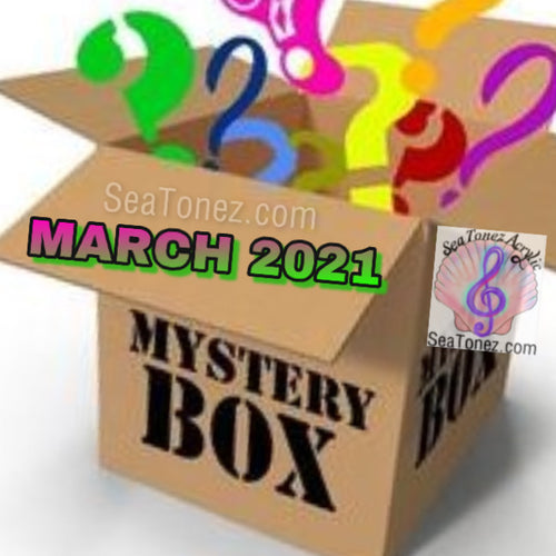 MARCH 2021 SeaTonez MYSTERY BOX