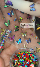 Load image into Gallery viewer, Rainbow Glitter / Butterfly Bundle
