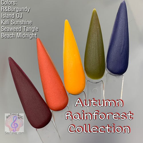 Autumn Rainforest Collection
