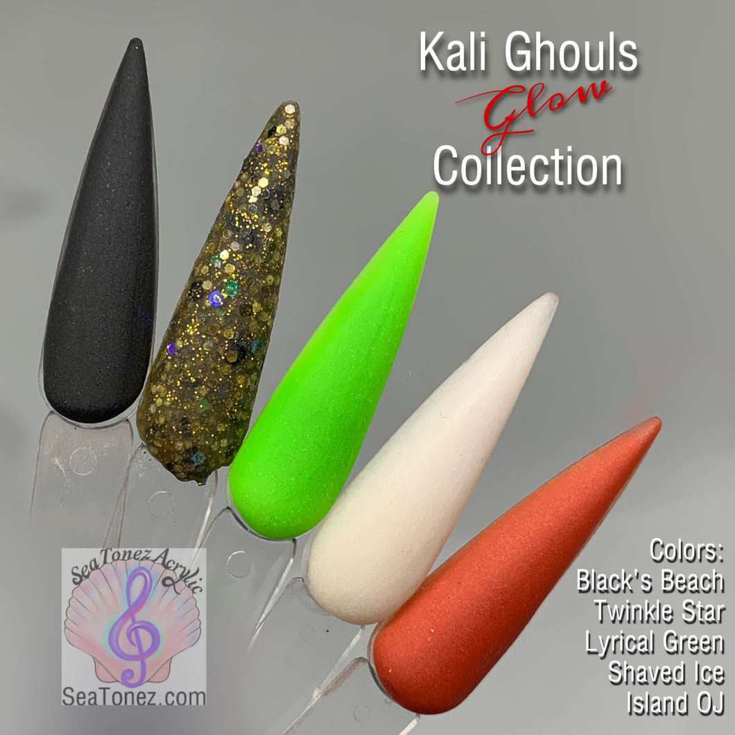 Kali Ghouls GLOW Collection