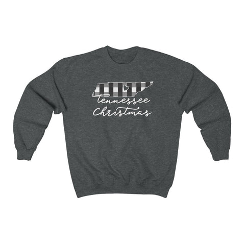 Tennessee Christmas Crewneck Sweatshirt