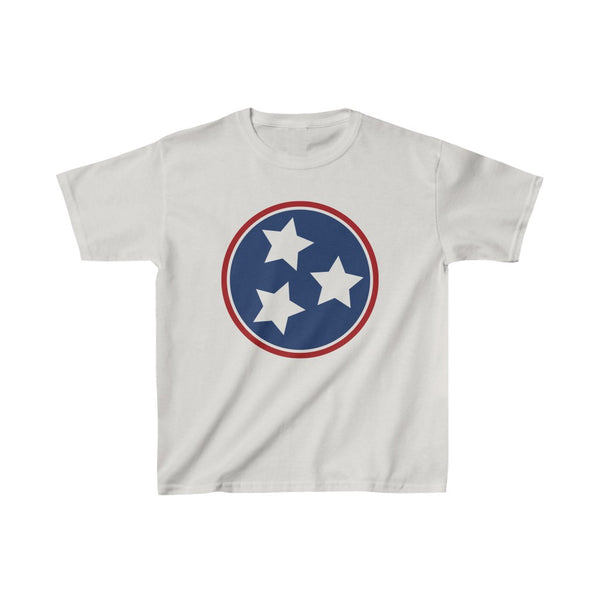 Tennessee Tri-Star Kid's Short Sleeve Tee