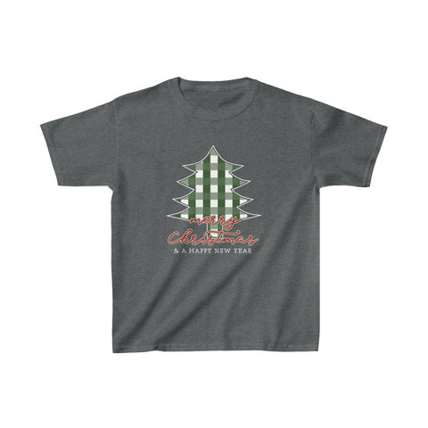 Merry Christmas Kid's Short Sleeve Tee