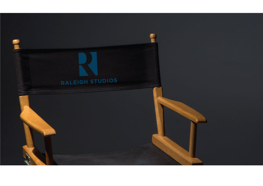 Step By Step Guide to Personalizing Director's Chairs