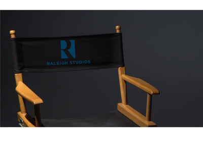 The Ultimate Step By Step Guide to Personalizing Filmcraft Director's Chairs