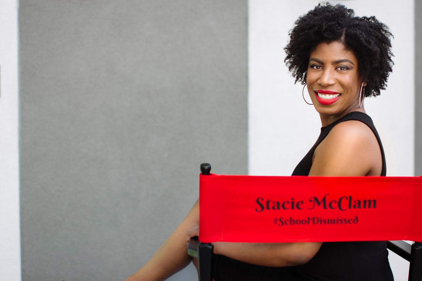 Stacie McClam - Filmcraft Family Check-In