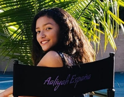 Contest Chair Winner, Young Talent, Aaliyah Espana