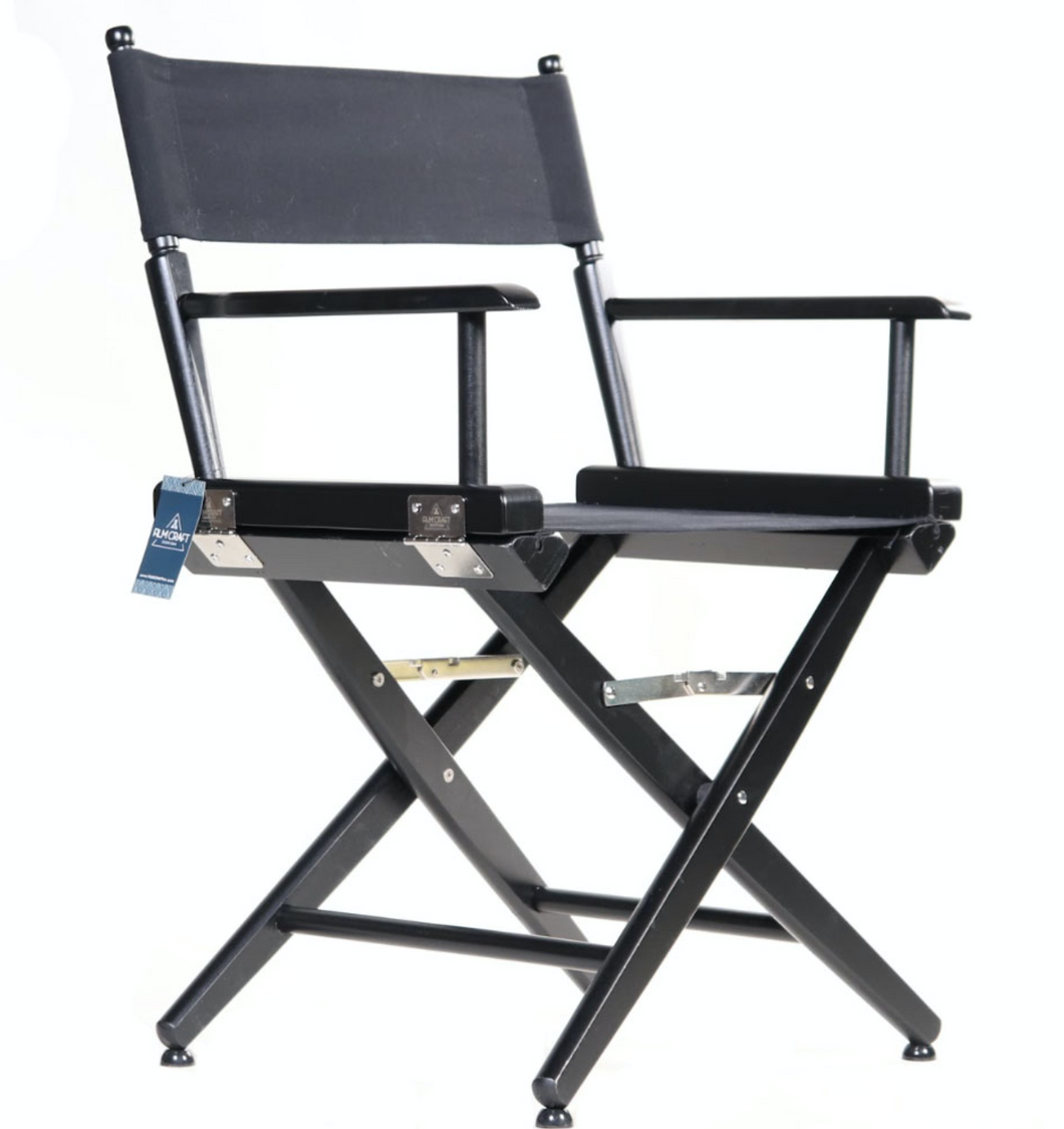 FILMCRAFT PRO SERIES STUDIO DIRECTOR CHAIR 18