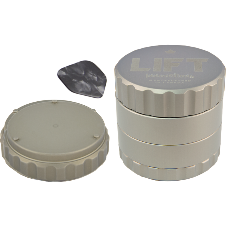 Lift Innovations Grinder 4-teilig - Cannamania.de