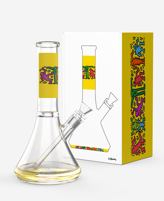 K. Haring Water Pipe - Cannamania.de