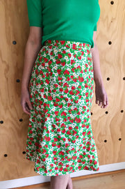 Strawberry Fields Skirt