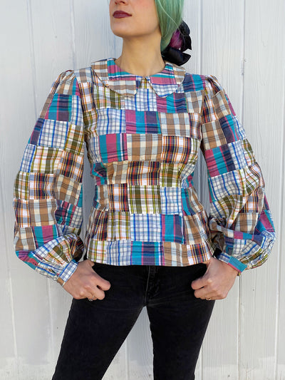 Patchwork Seraphina Blouse