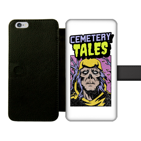 Cemetery Tales Wallet Cases