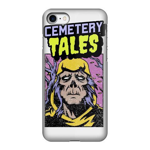 Cemetery Tales Tough Phone Case