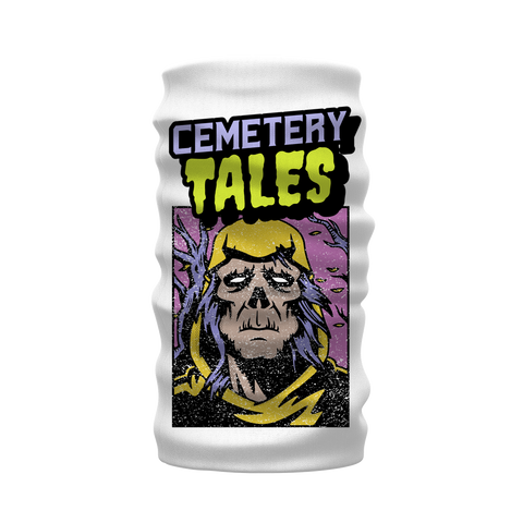 Cemetery Tales Neck Warmer Scarf
