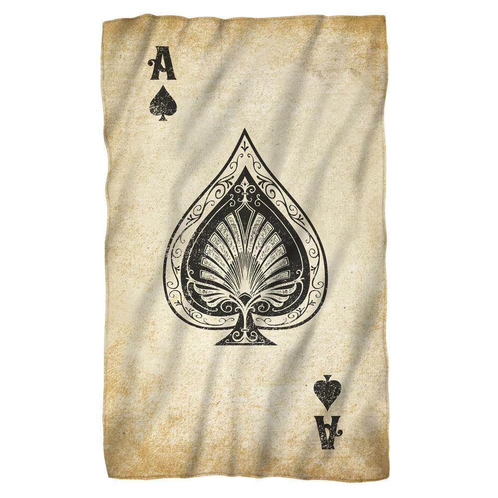 Ace Fleece Blanket