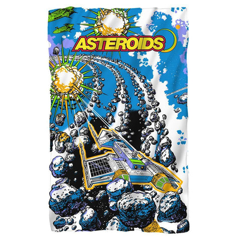 Asteroids Blanket