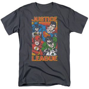 Members Of The Justice League T-Shirt
