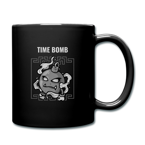 Time Bomb Coffee Mug - black