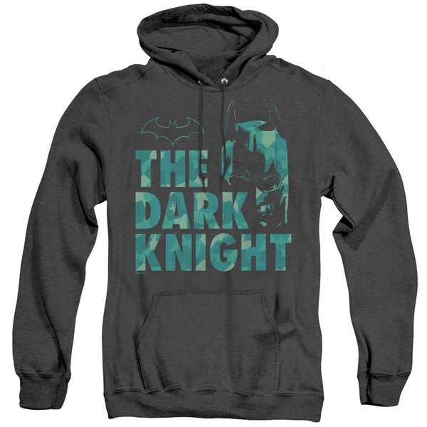 Batman The Dark Knight Hoodie heather gray