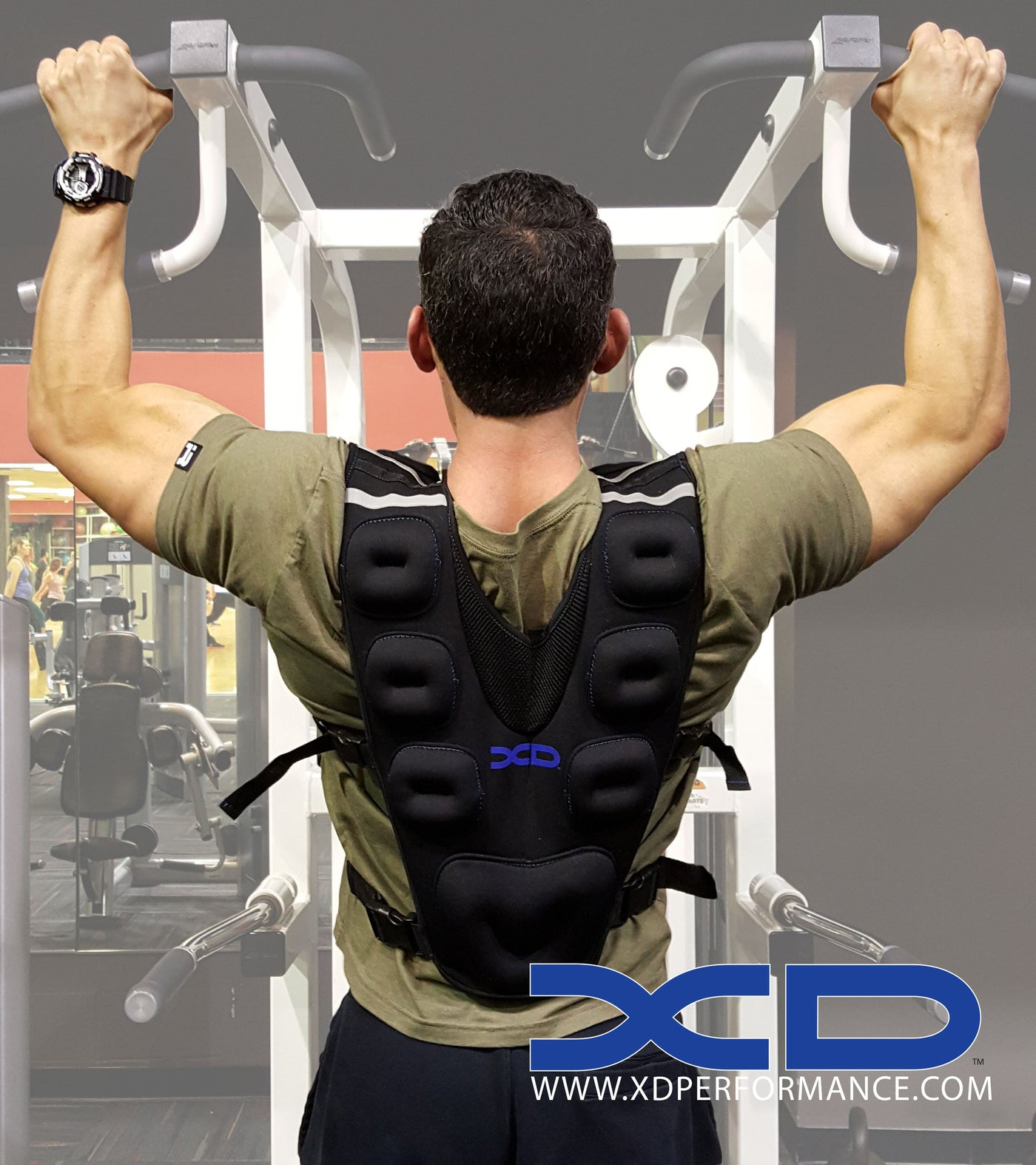 Xd Fitness Equipment: XD WEIGHTED VEST