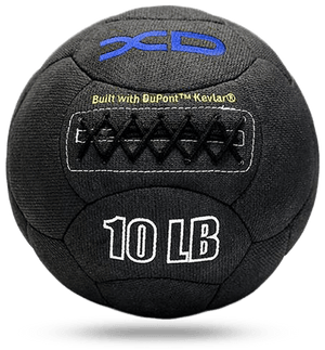 10in XD™ Kevlar® Medicine Ball